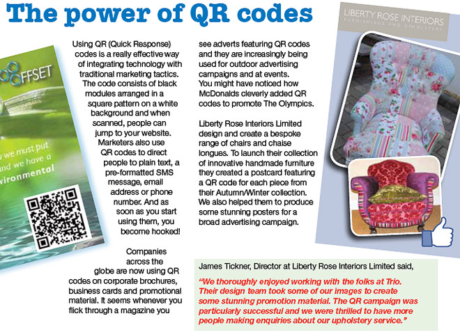 The Power of QR Codes